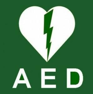 AED symbool